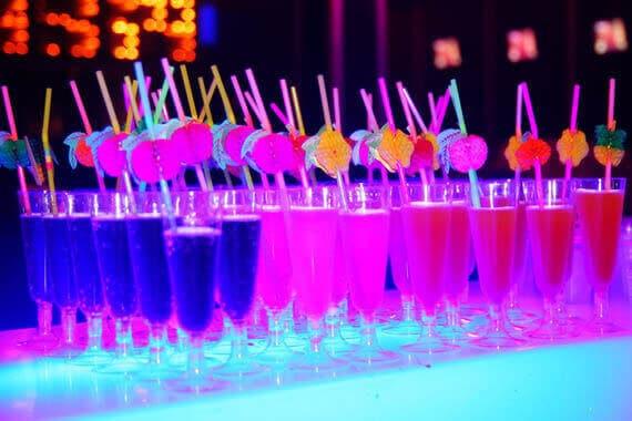 כל אירוע הוא הזדמנות למסיבה!