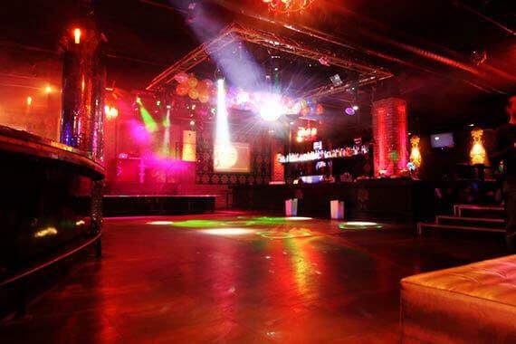 אירוע משולב - רחבת הריקודים במועדון ה-wall בהרצליה